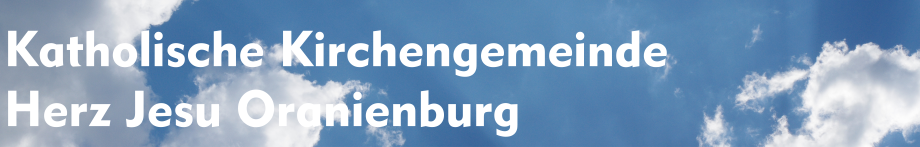 Katholische Kirchengemeinde Herz Jesu Oranienburg